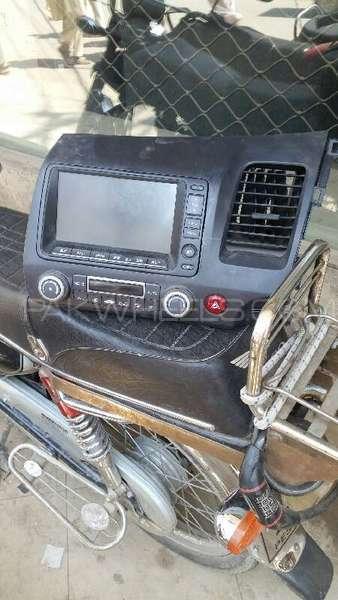 Honda Civic Reborn 2008 Japnese Navigation For Sell Image-1