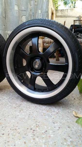 Original OZ 17 Inch Rims For Sell Image-1