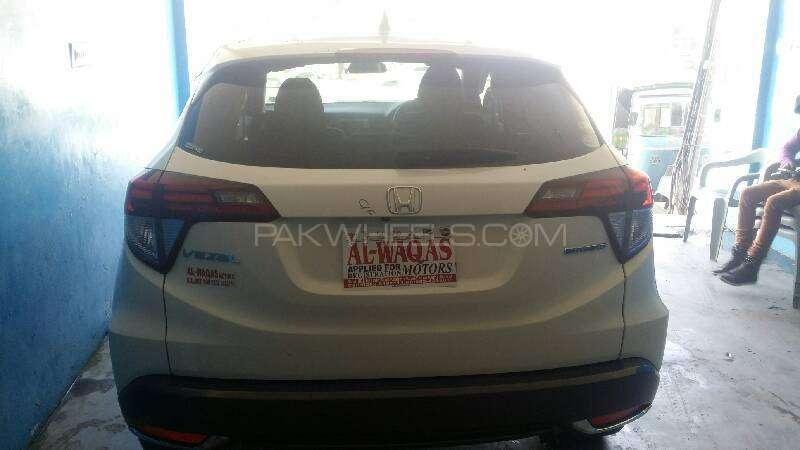 Honda Vezel Hybrid X L Package 2014 Image-2