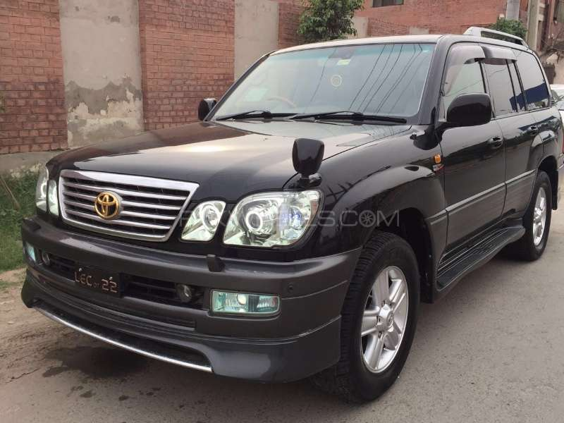 toyota land cruiser cygnus 2005 for sale in faisalabad pakwheels. Black Bedroom Furniture Sets. Home Design Ideas