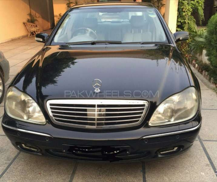 Mercedes Benz S Class S280 2001 Image-1