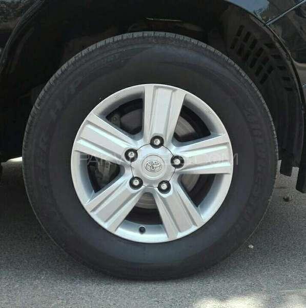 Toyota Land Cruiser AX G Selection 2012 Image-9