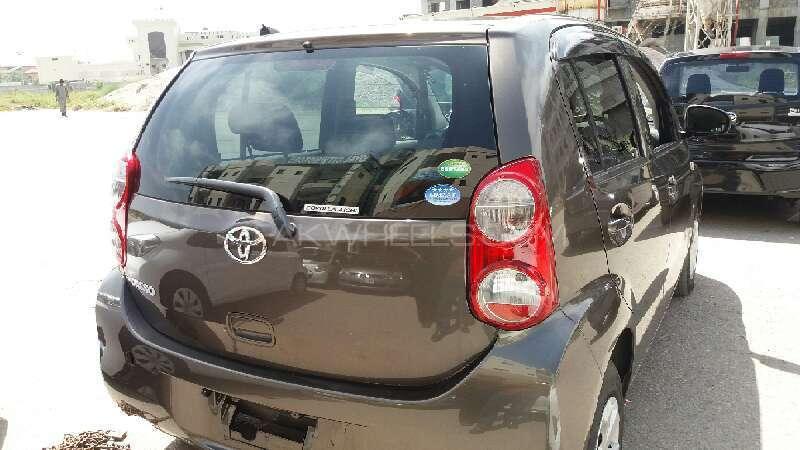 Toyota Passo X Kutsurogi 2013 Image-4