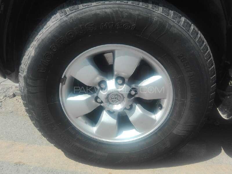 Toyota Surf SSR-X 2.7 2004 Image-5