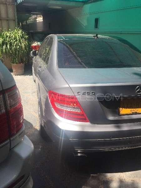 Mercedes Benz C Class C250 2012 Image-2