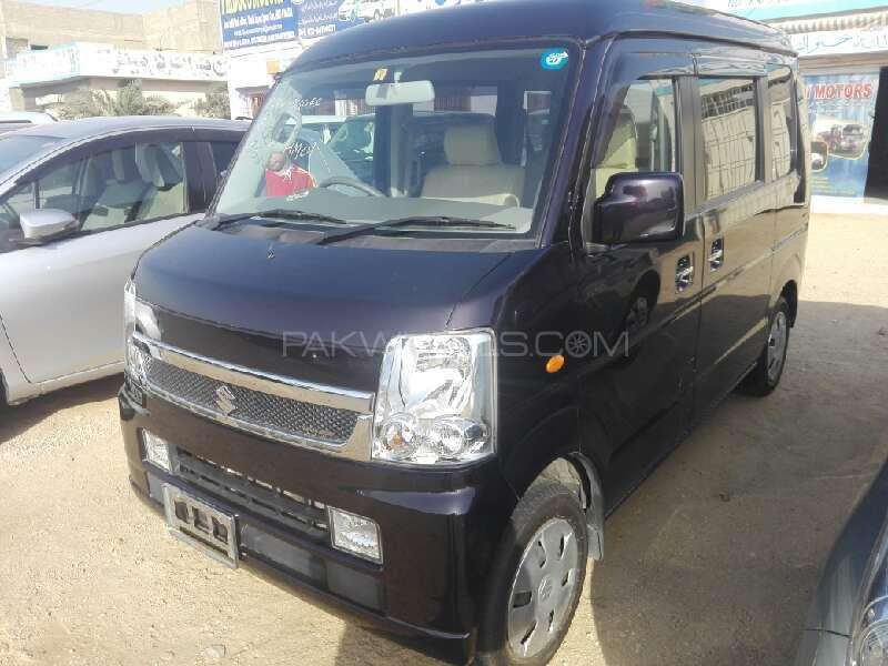 Suzuki Every Wagon JP Turbo Limited 2011 Image-2