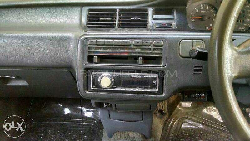 Honda Civic 1995 Dashboard For Sale In Karachi Parts Accessories 1828665 Pakwheels