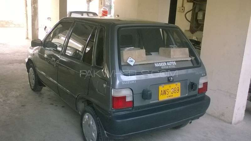 Suzuki Mehran VX (CNG) 2012 Image-2