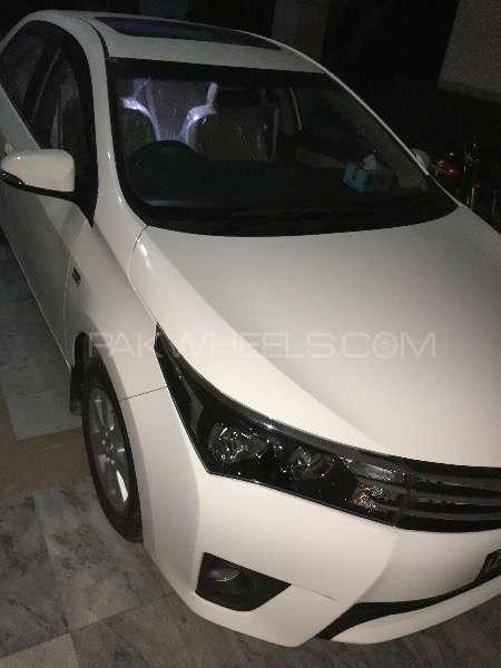 Toyota Corolla Altis Grande CVT-i 1.8 2016 Image-5