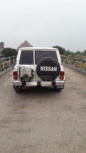 Nissan Safari For Sale In Pakistan >> Nissan Safari 1990 for sale in Lahore | PakWheels