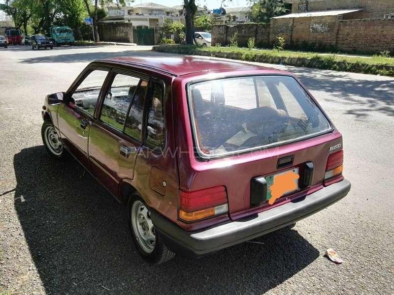 Suzuki Khyber GA 1989 Image-8