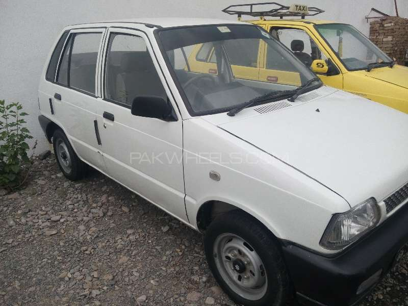 Suzuki Mehran VX 2012 Image-2