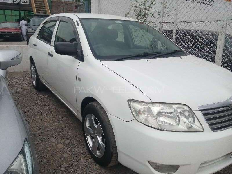 Toyota Corolla X Assista Package 1.5 2005 Image-2