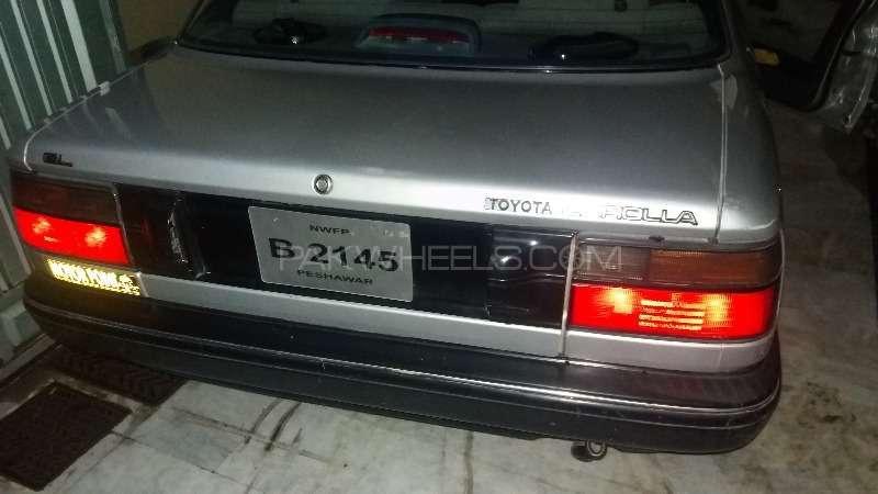Toyota Corolla XL 1989 Image-2