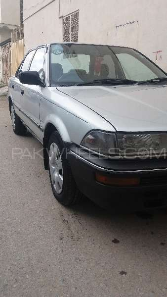 Toyota Corolla XL 1989 Image-5