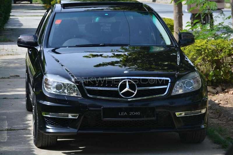 Mercedes Benz C Class C180 2008 Image-2