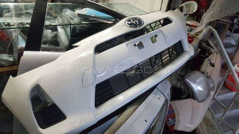 toyota aqua front bumper Image-1