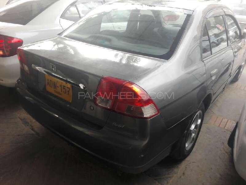 Honda Civic VTi Oriel 1.6 2002 Image-6