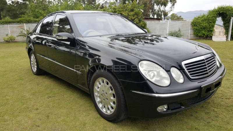 Mercedes benz e class e320 2003 for sale in islamabad for Used mercedes benz rims for sale
