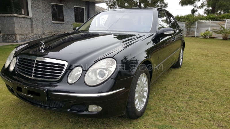 Mercedes benz e class e320 2003 for sale in islamabad for 2003 mercedes benz e320 for sale