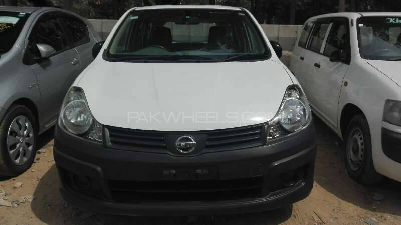 Nissan AD Van 2008 Image-1