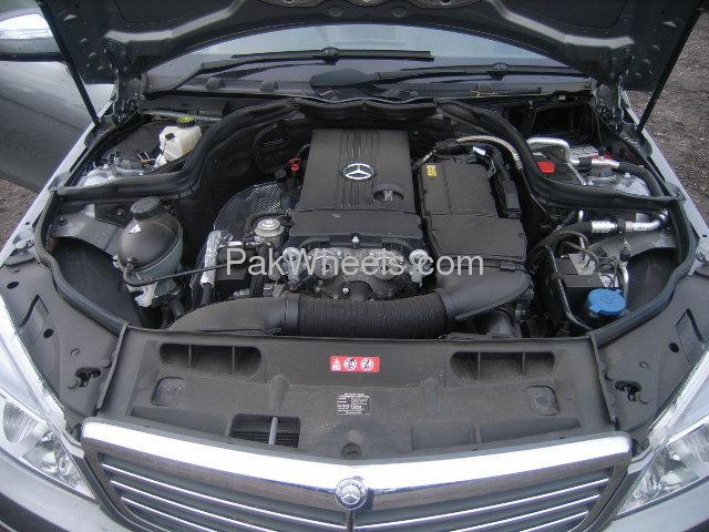 Mercedes Benz C Class C180 Kompressor 2008 Image-3