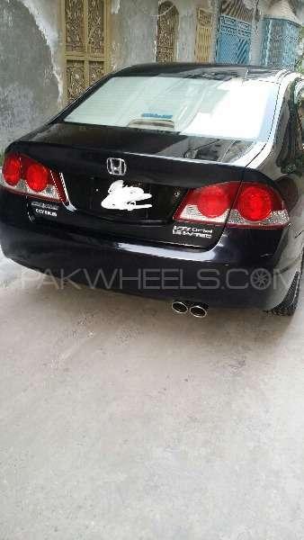 Honda Civic VTi Oriel 1.8 i-VTEC 2007 Image-4