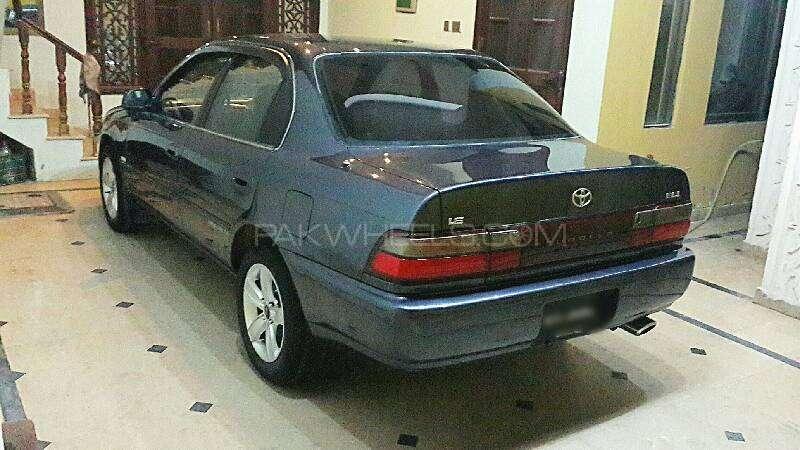 Toyota Corolla GLi Special Edition 1.6 1998 Image-8