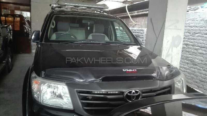 Toyota Hilux 2013 Image-3