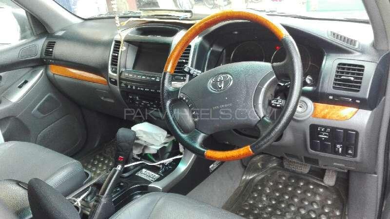Toyota Prado TZ 3.4 2002 Image-2