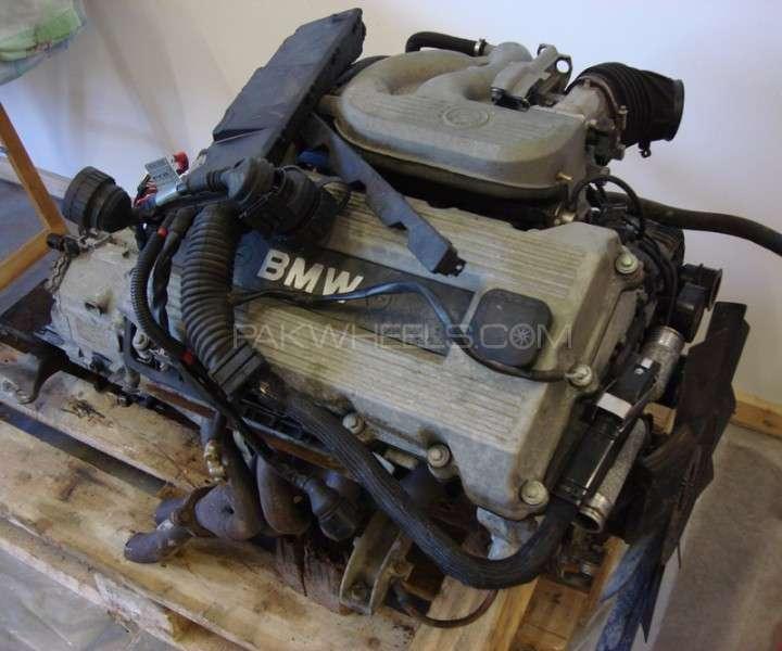 1992 Mitsubishi Galant Camshaft: Bmw Engine M42b18 For Sale In Peshawar