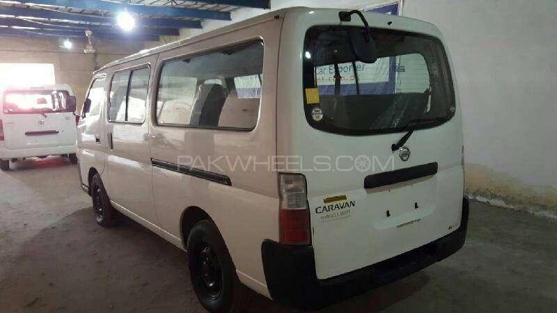 Nissan Caravan 2006 Image-13