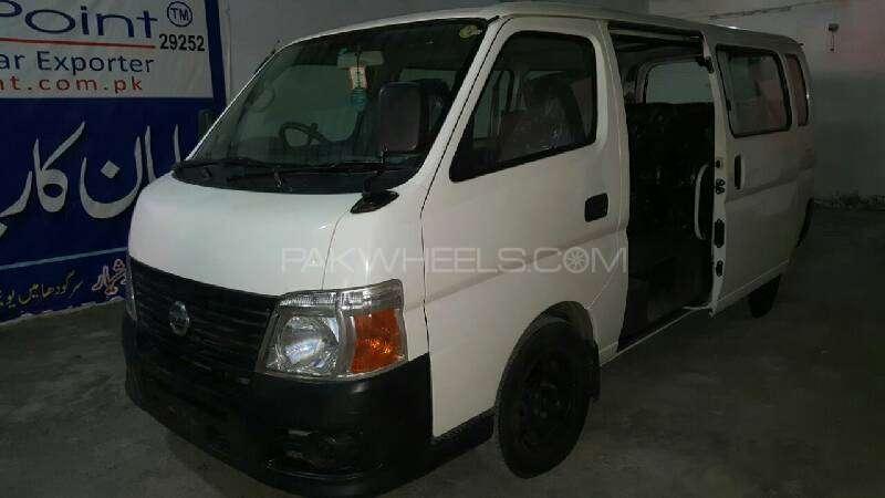 Nissan Caravan 2006 Image-14