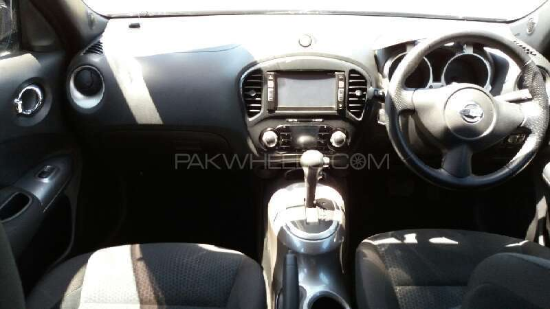 Nissan Juke 2010 Image-9