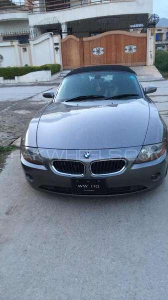 BMW Z Si For Sale In Islamabad PakWheels - Sports cars for sale in islamabad