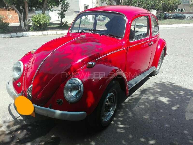 Volkswagen Beetle 1600 1967 Image-3