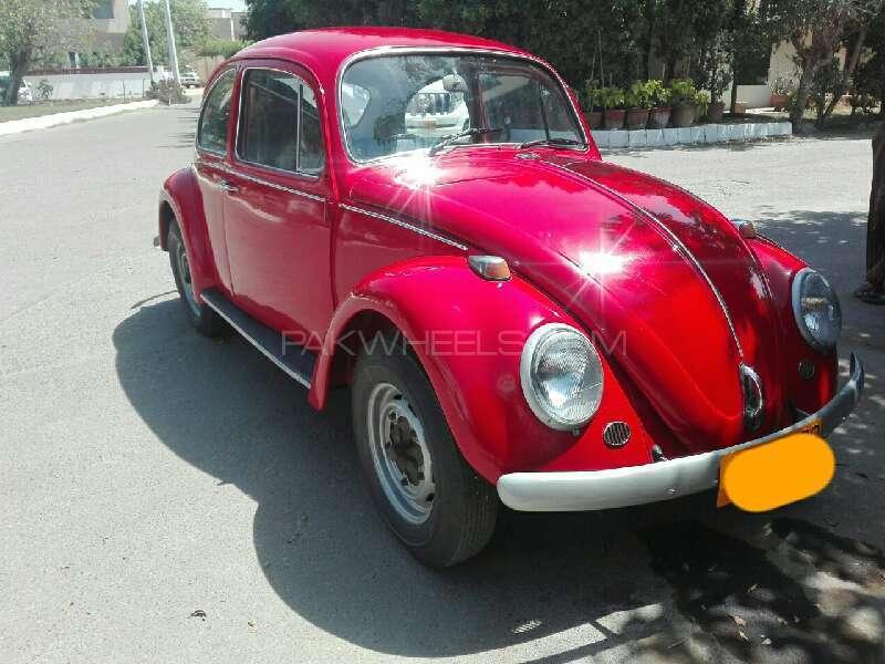 Volkswagen Beetle 1600 1967 Image-4