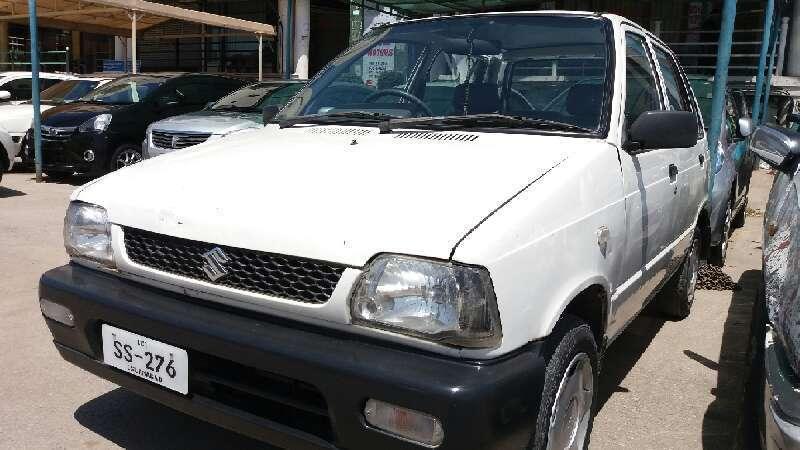 Suzuki Mehran 2011 Image-2