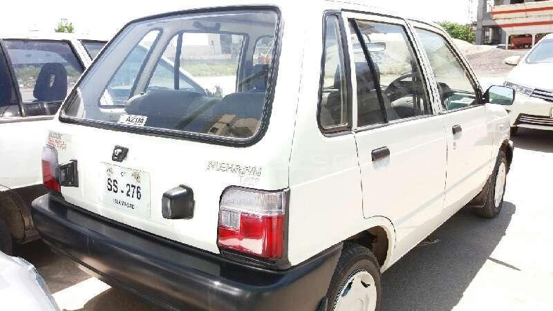 Suzuki Mehran 2011 Image-3