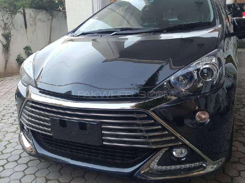 Toyota Aqua G 2015 Image-6