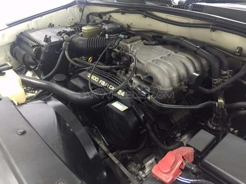 Toyota Prado TZ G 3.4 2003 Image-14