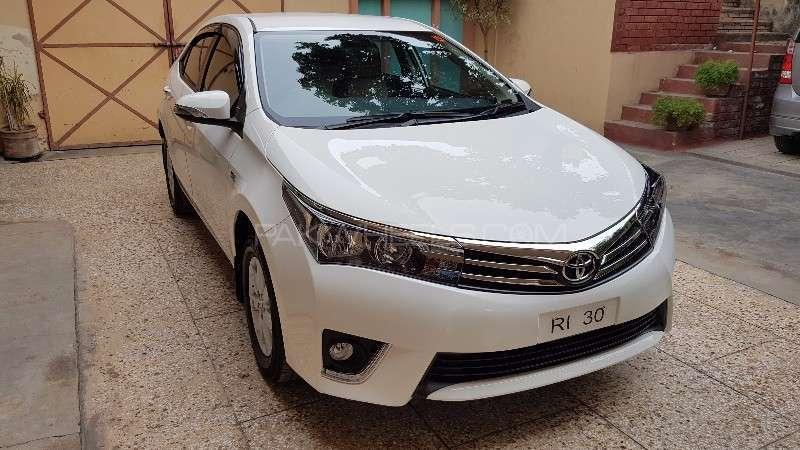 Toyota Corolla Altis Automatic 1 6 2016 For Sale In