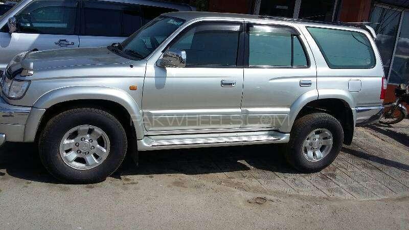 Toyota Hilux 1999 Image-5