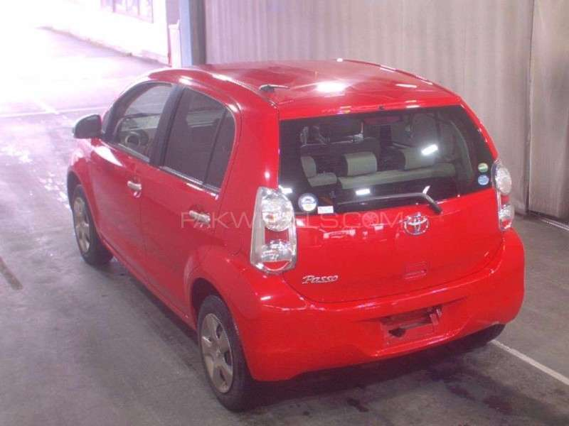 Toyota Passo 2013 Image-2