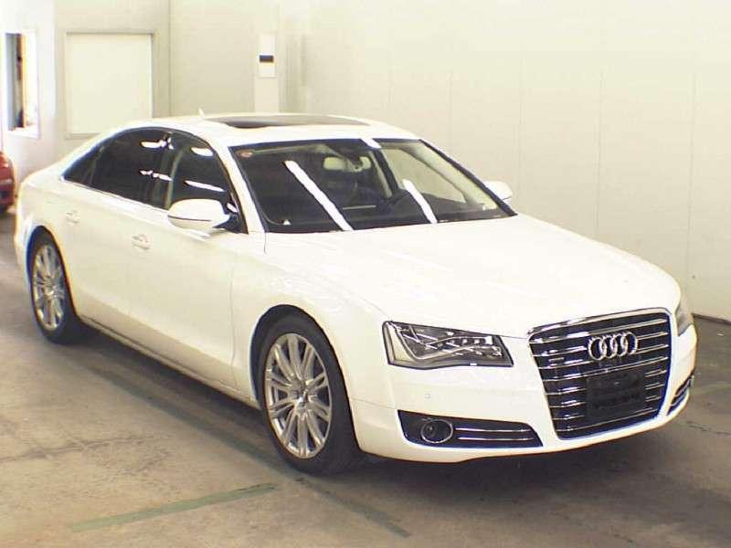 Audi A8 2014 Image-1