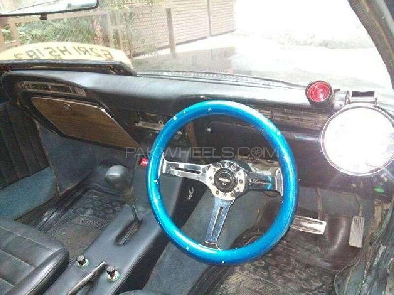 Ford Cortina 1972 Image-6