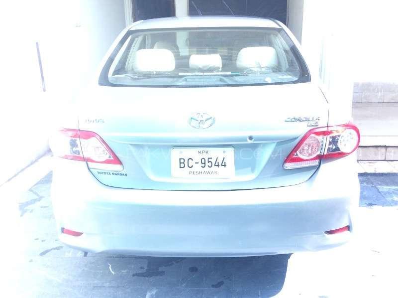 Toyota Corolla GLi 1.3 VVTi 2013 Image-3