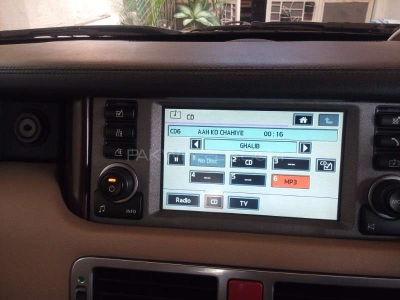 Range Rover Hse 4.6 2005 Image-8