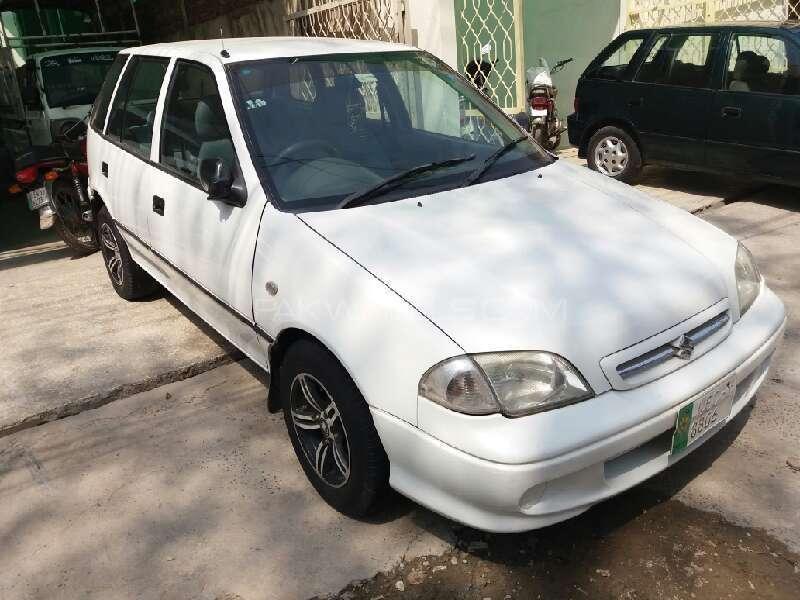 Suzuki Cultus VXR 2007 Image-2