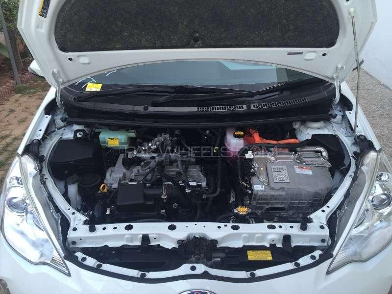 Toyota Aqua S 2013 Image-11